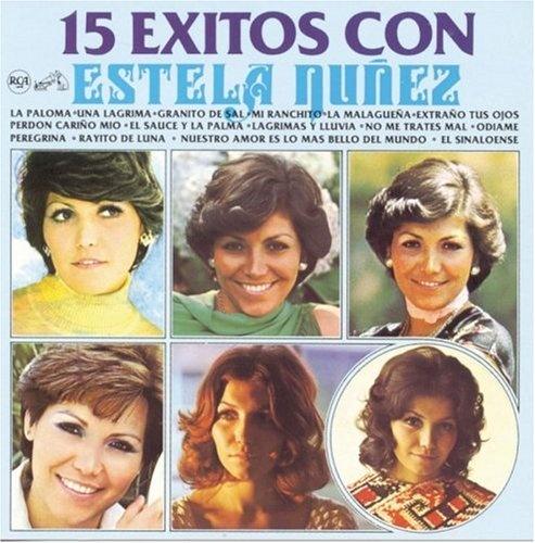 15 Exitos Con Estela Nuñez