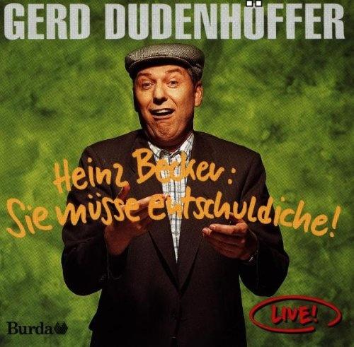 """Heinz Becker """"Sie Müsse Entschuldiche"""" [Live}"""