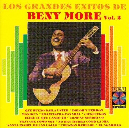 Grandes Exitos de Beny More, Vol. 2