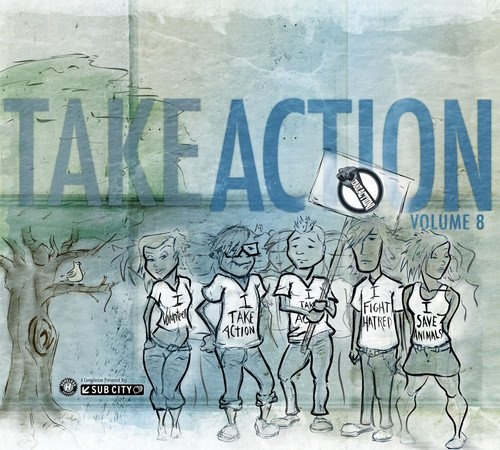 Take Action!, Vol. 8