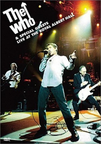 Live at the Royal Albert Hall [Video/DVD]