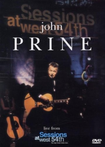 John Prine Live from Sessions at West 54th [DVD]