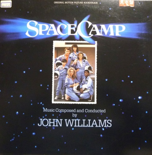 SpaceCamp [Original Motion Picture Soundtrack]