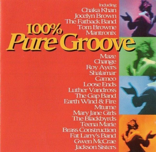 100% Pure Groove, Vol. 1