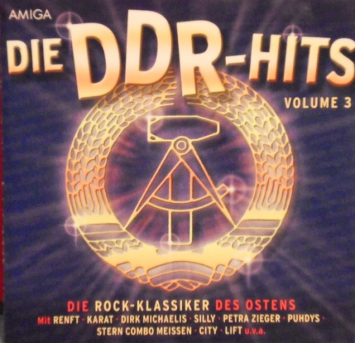 Die DDR Hits, Vol. 3
