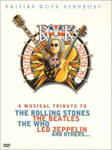 British Rock Symphony [Video/DVD]