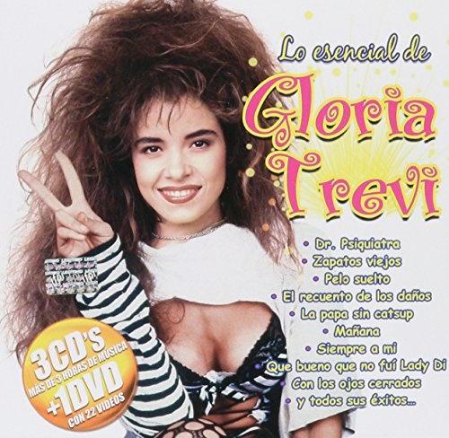 Esencial de Gloria Trevi