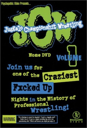 Juggalo Championshit Wrestling [Video/DVD]
