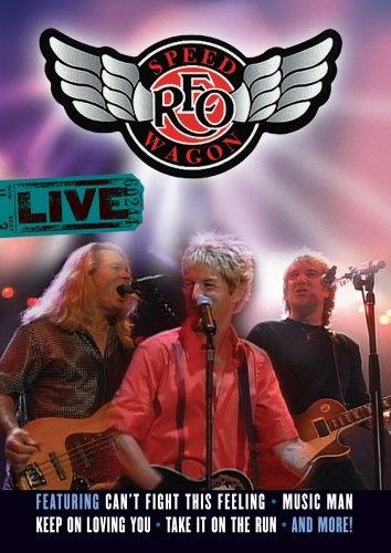 REO Speedwagon Live [DVD]
