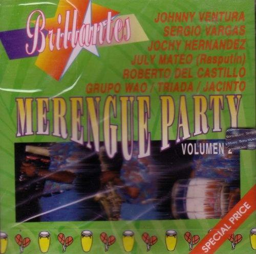 Merengue Party Brillantes, Vol. 2