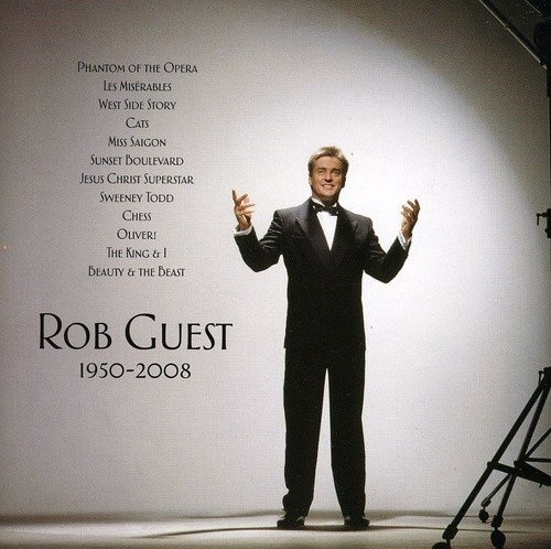 Rob Guest: 1950-2008