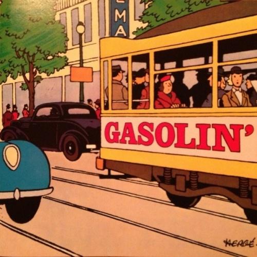 Gasolin'