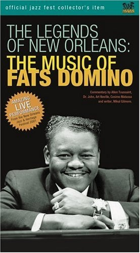 Legends of New Orleans: The Music of Fats Domnino [Video/DVD]