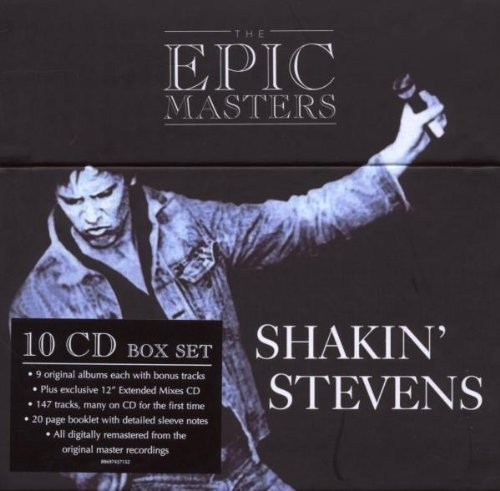 The Epic Masters Box Set [10-CD]
