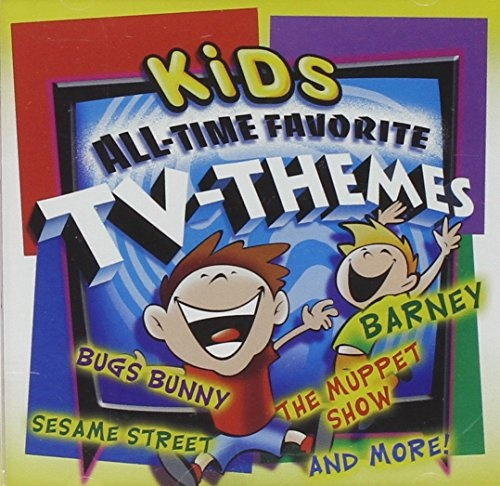 Kids All Time Favorite TV-Themes