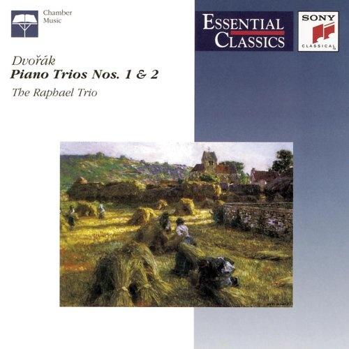 Dvorák: Piano Trios Nos. 1 & 2