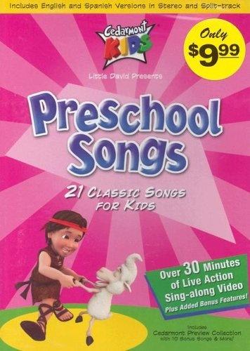 Preschool Songs [DVD]