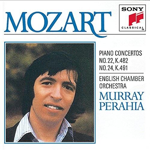 Mozart: Piano Concerti Nos. 22 & 24