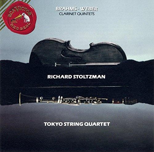 Brahms, Weber: Clarinet Quintets