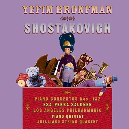 Shostakovich: Piano Concertos Nos. 1 & 2