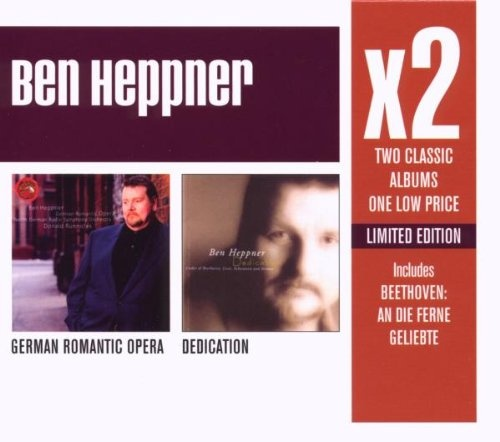 X 2: Ben Heppner [Limited Edition]