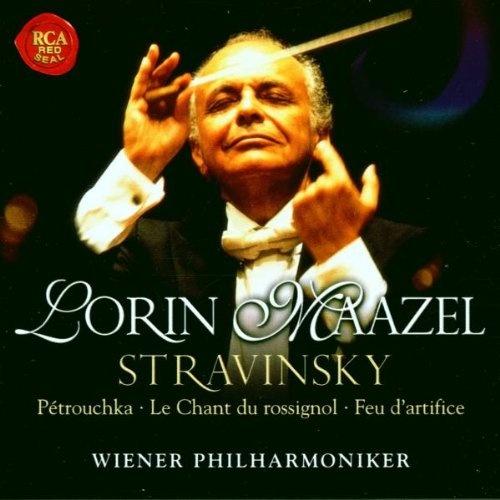 Igor Stravinsky: Le Chant du rossignol; Feu d'artifice; Pétrouchka