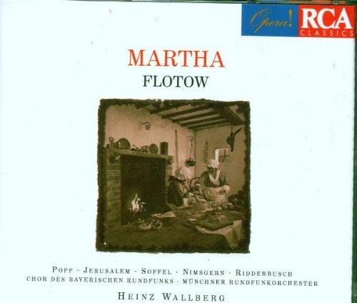 Flotow: Martha (Complete) [Germany]