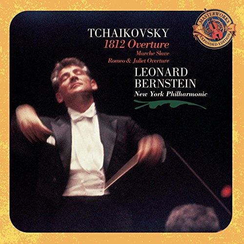 Tchaikovsky: 1812 Overture; Marche Slav; Romeo & Juliet Overture