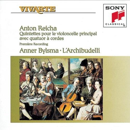 Anton Reicha: Quintettes pour le violoncelle principal avec quatuor à cordes