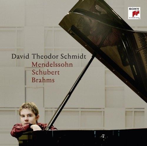 David Theodor Schmidt plays Mendelssohn, Schubert, Brahms