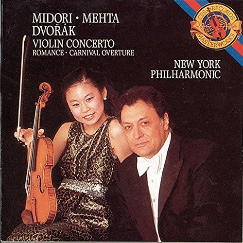 Dvorák: Violin Concerto, Op. 53
