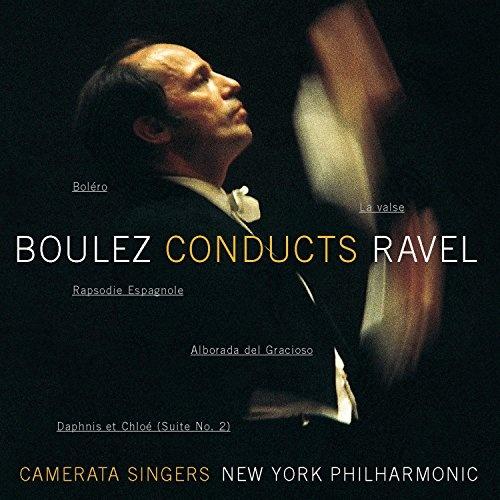 Boulez Conducts Ravel