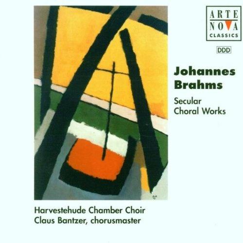 Brahms: Secular Choral Works