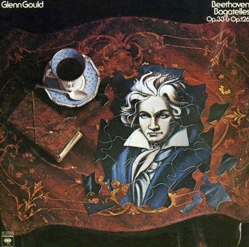 Beethoven: Bagatelles, Opp. 33 & 126