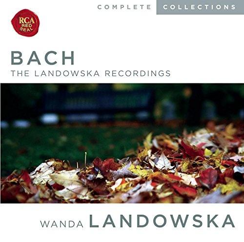 Bach: The Landowska Recordings [Box Set]