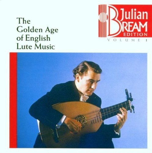 The Golden Age of English Lute Music [24 Tracks]