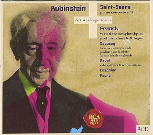 Artistes Répertoires: Rubinstein