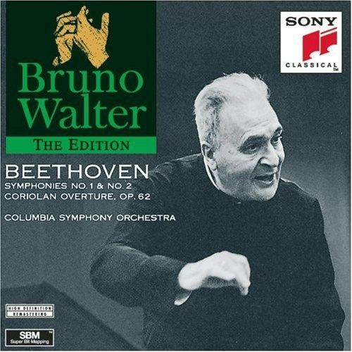 Beethoven: Symphonies Nos. 1 & 2; Coriolan Overture