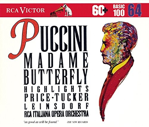 Puccini: Madame Butterfly (Highlights)