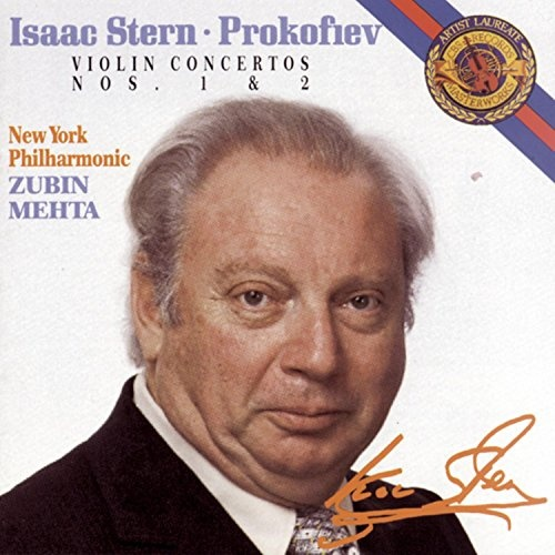 Violin Concerto No. 1 in D major, Op. 19