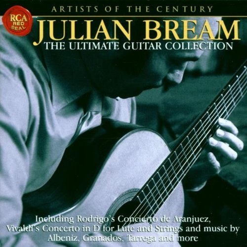 Julian Bream: The Ultimate Guitar Collection [Germany]