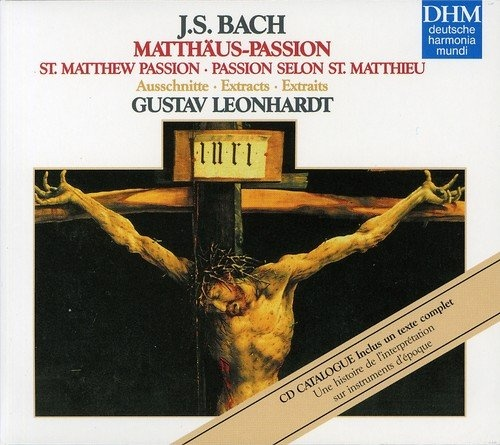Bach: Matthäus-Passion [Extracts] [Germany]