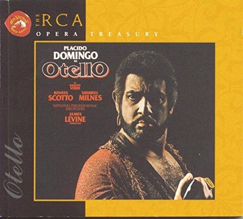 Verdi: Otello - Plácido Domingo, James Levine | Release Info