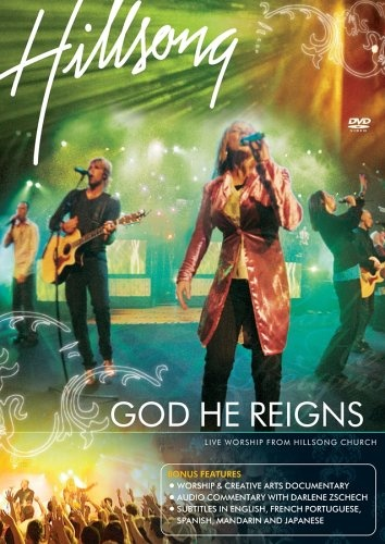 God He Reigns: Live Worship from Hillsong Church [DVD]