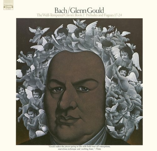 Bach: The Well-Tempered Clavier, Book 2, Preludes and Fugues 17-24