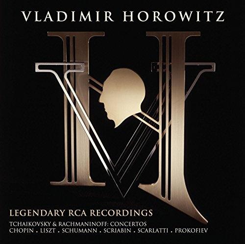 Legendary RCA Recordings: Vladimir Horowitz