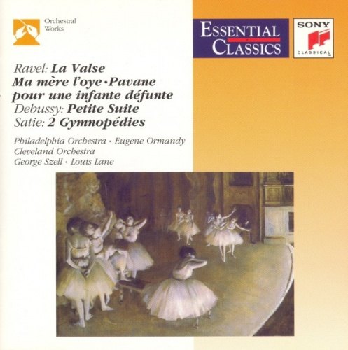 Ravel, Debussy, Satie: Orchestral Works