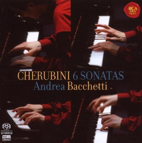 Cherubini: Piano Sonatas [Germany]