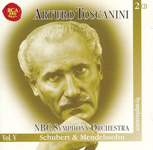 Schubert: Symphonies Nos. 5, 8, 9; Mendelssohn: Symphonies Nos. 4 & 5