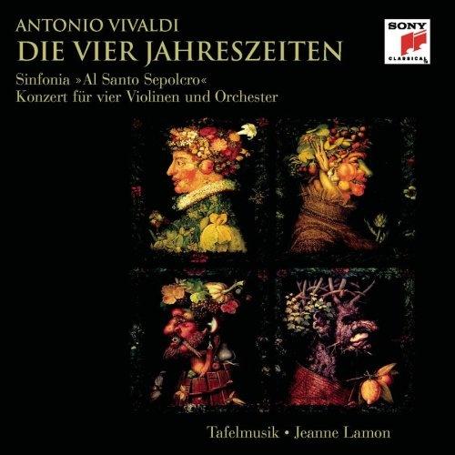 Vivaldi: The Four Seasons; Sinfonia